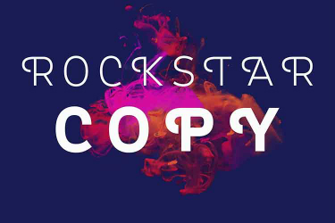 Rockstar Copy